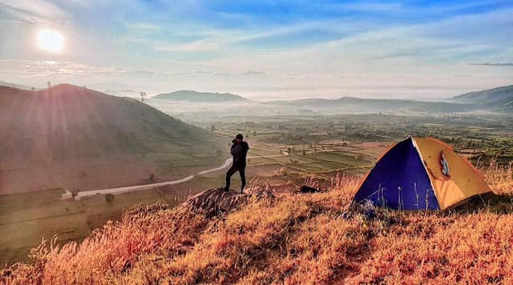 Săn mây và chinh phục đỉnh núi Chư Nâm