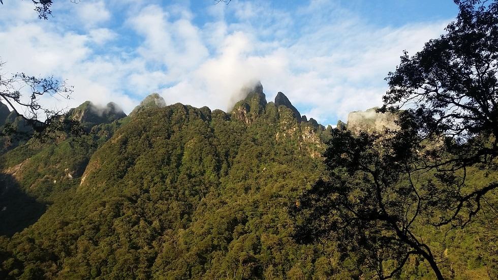 Ngũ Chỉ Sơn - ngọn núi hùng vĩ giữa đất trời Sapa