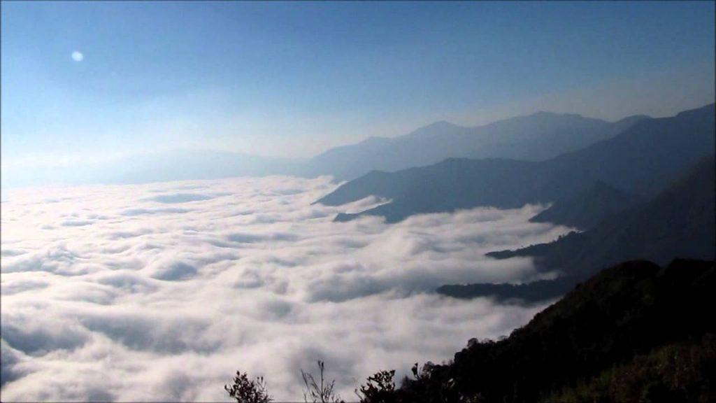 Đỉnh núi Tà Chì Nhù