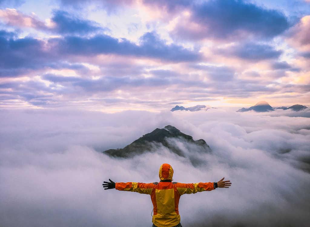 Bạch Mộc Lương Tử - thế giới đại ngàn mây