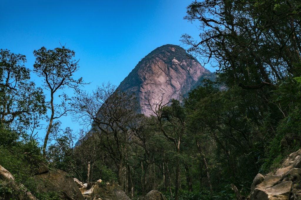 Ngọn núi Nam Kang Ho Tao