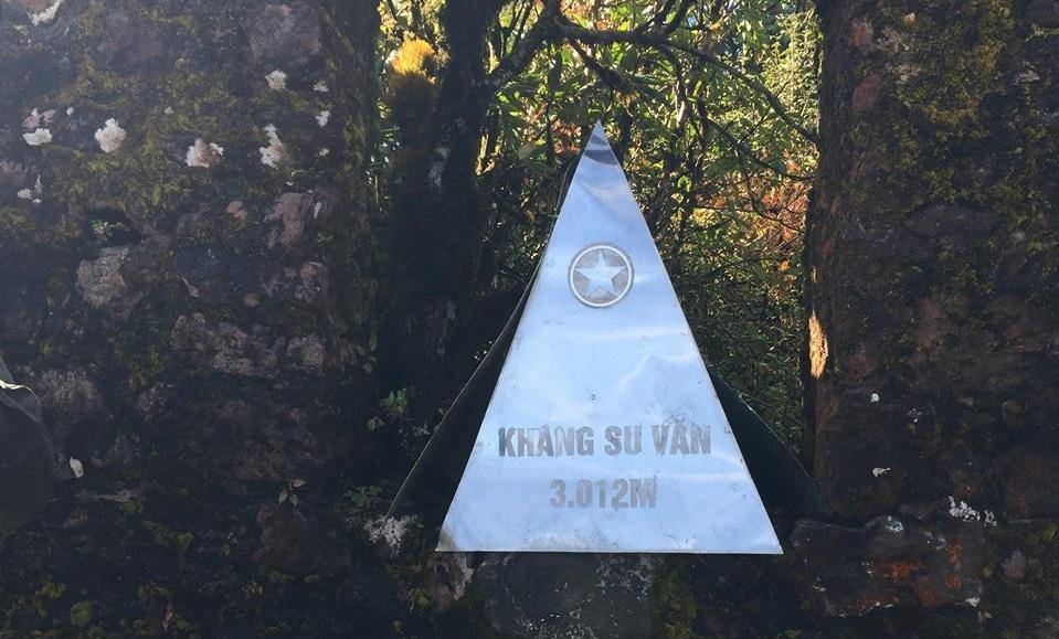 Đỉnh Khang Su Văn