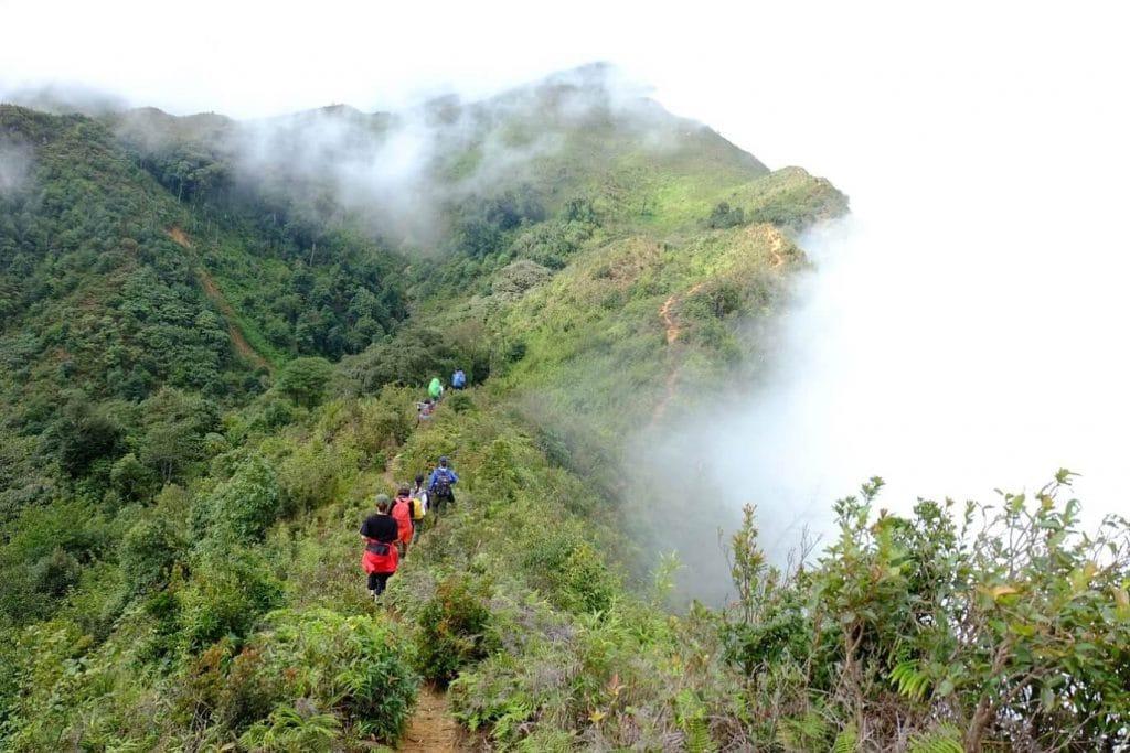 Cung đường trekking Tà Chì Nhù