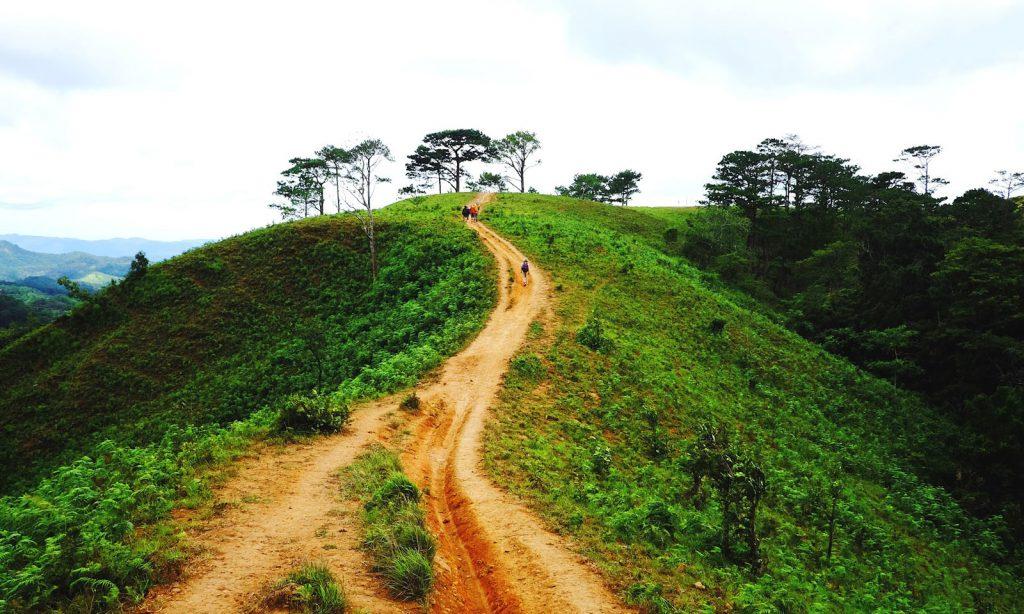Cung đường Tà Năng - Phan Dũng.