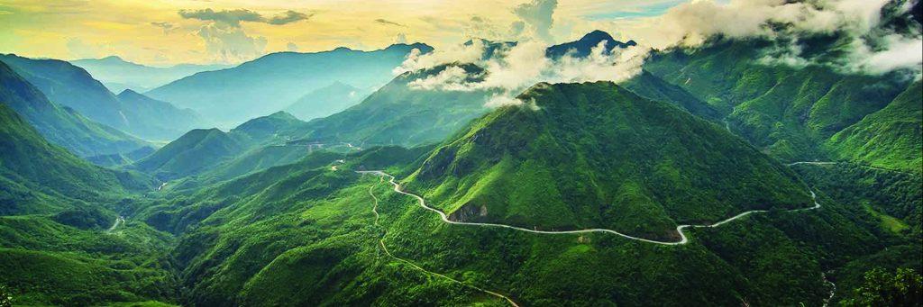 Chinh phục núi Pu Si Lung