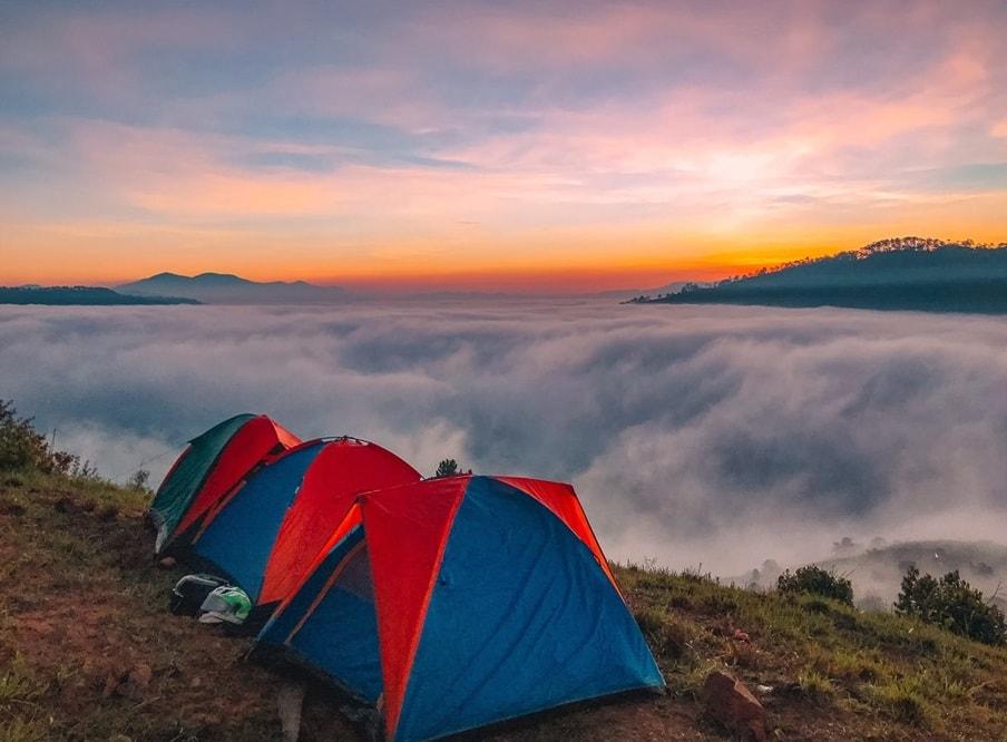 Top 5 địa điểm cắm trại Đà Lạt không nên bỏ lỡ