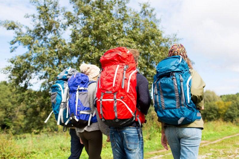 Cách chọn balo trekking, leo núi phù hợp