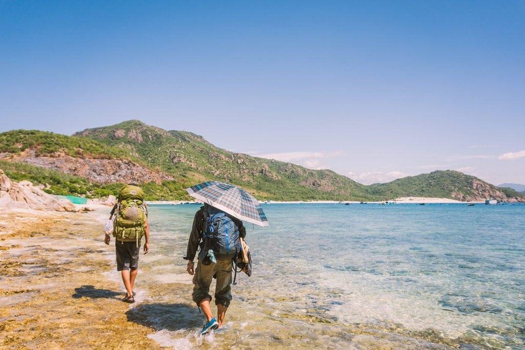 Bí quyết đi trekking ven biển cần nhớ