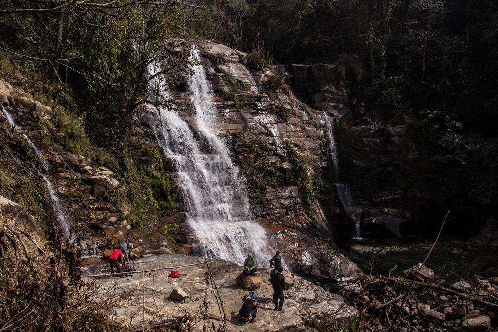Tour trekking leo núi Khang Su Văn 3 ngày 4 đêm
