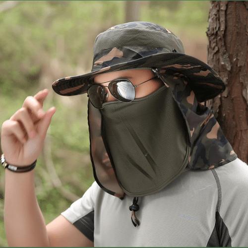 nón/mũ đi trekking