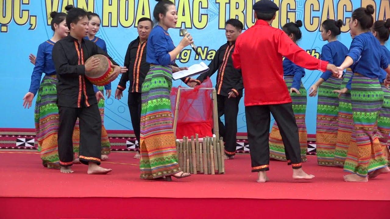 Lễ hội của dân tộc Chứt