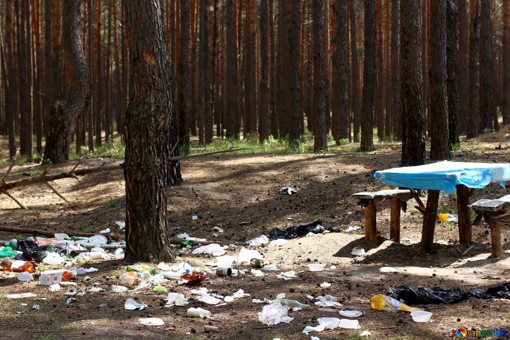 Hướng dẫn cách xử lý rác khi đi trekking