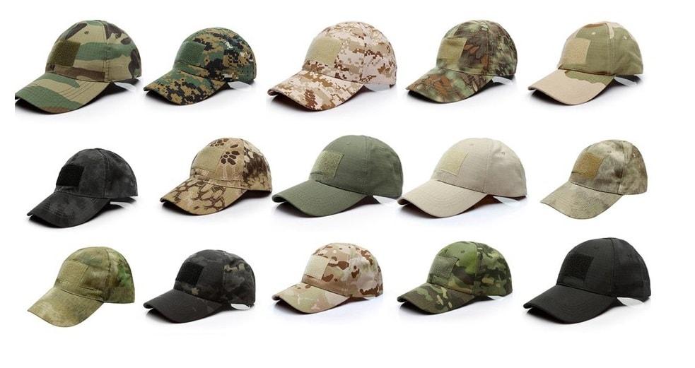Tổng hợp 5 kiểu nón/mũ đi trekking phù hợp