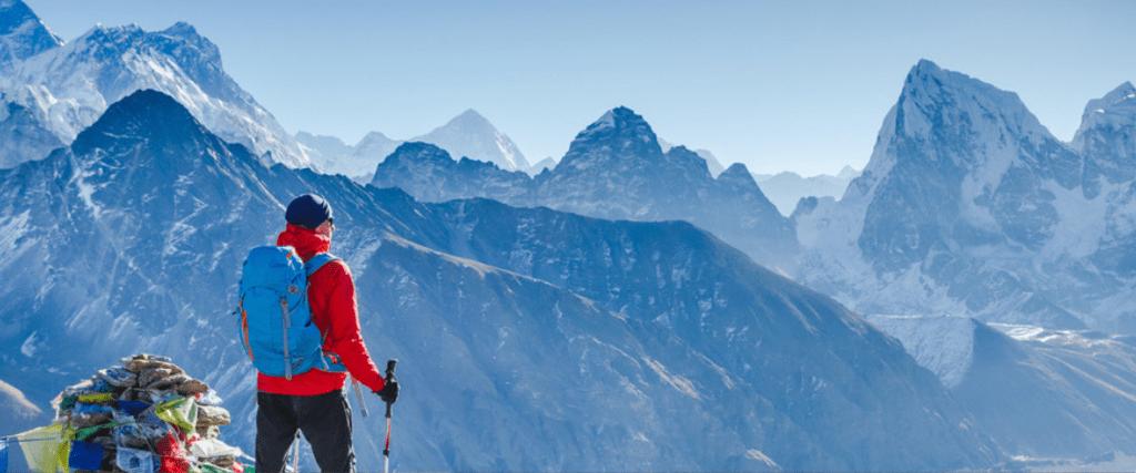 Hướng dẫn lựa chọn và sử dụng gậy trekking, leo núi