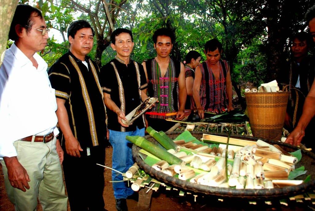 Văn hóa ẩm thực của đồng bào S'tiêng