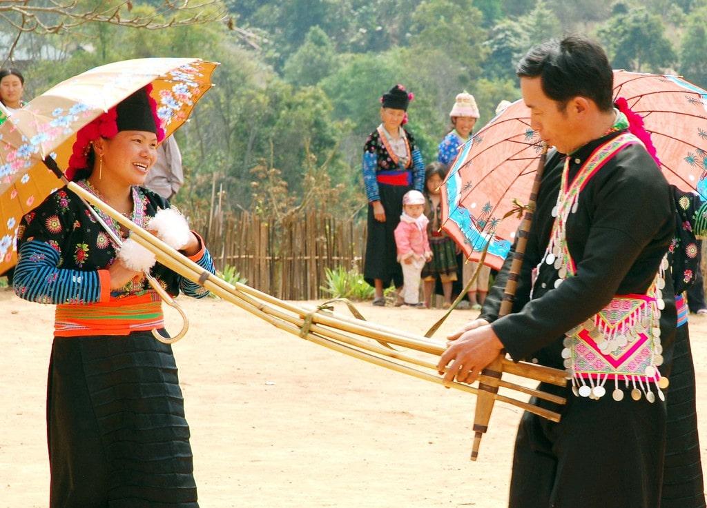Khám phá nét đẹp văn hóa dân tộc Mông ở Tây Bắc
