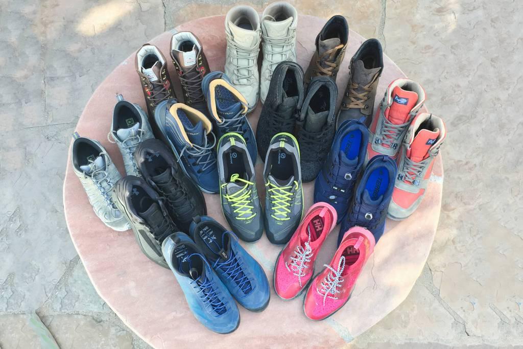 Cách chọn giày trekking và giày leo núi an toàn