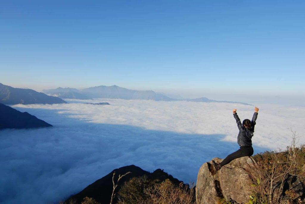 Đỉnh núi Pu Si Lung