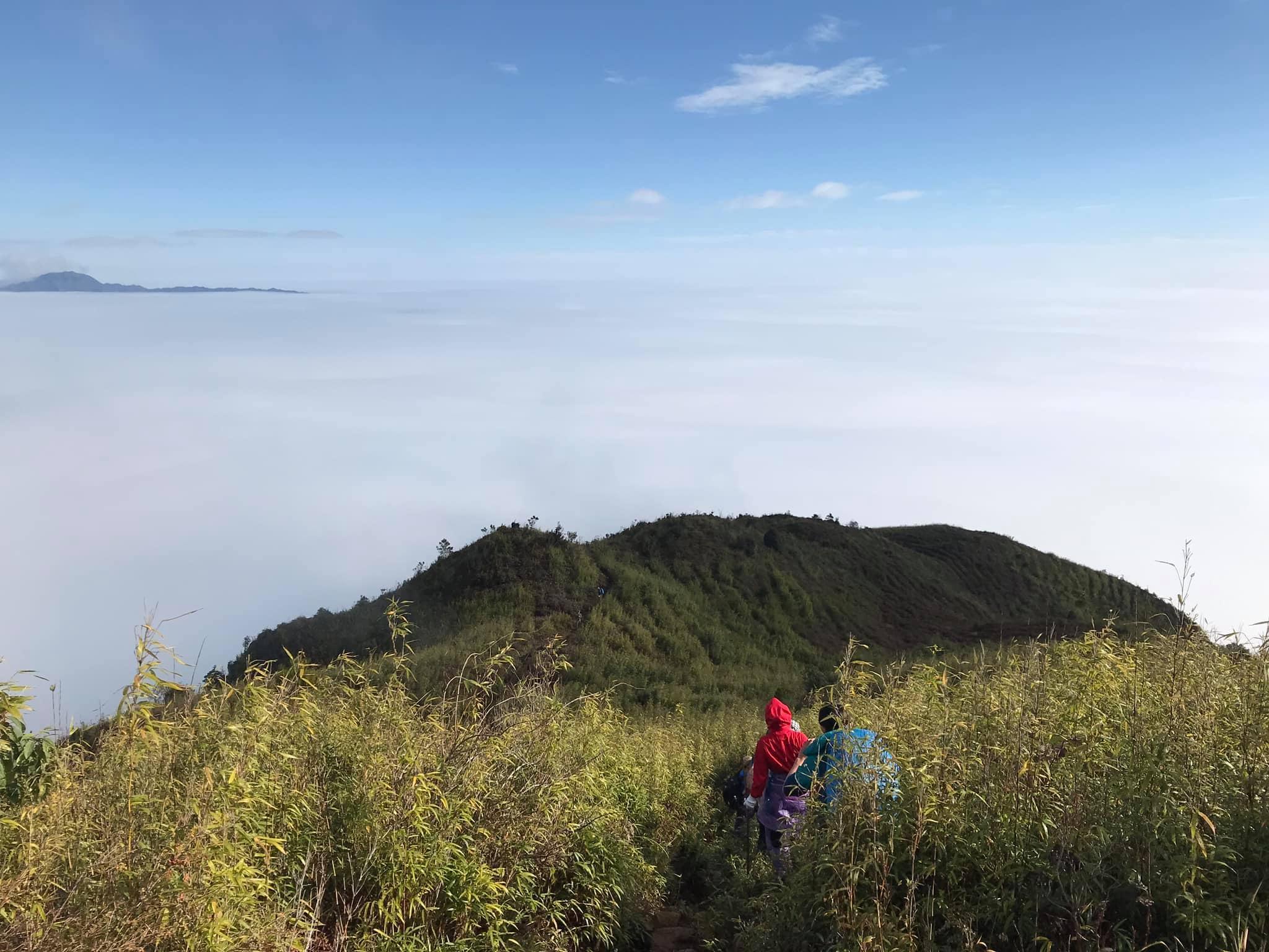 Tour trekking leo núi chinh phục khám phá Tà Xùa