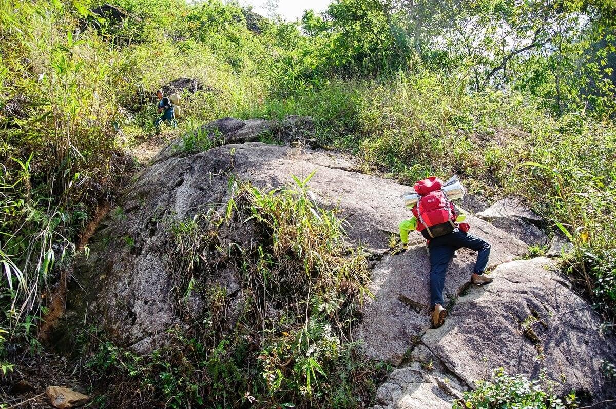 Review chi tiết tour leo núi chinh phục Nam Kang Ho Tao