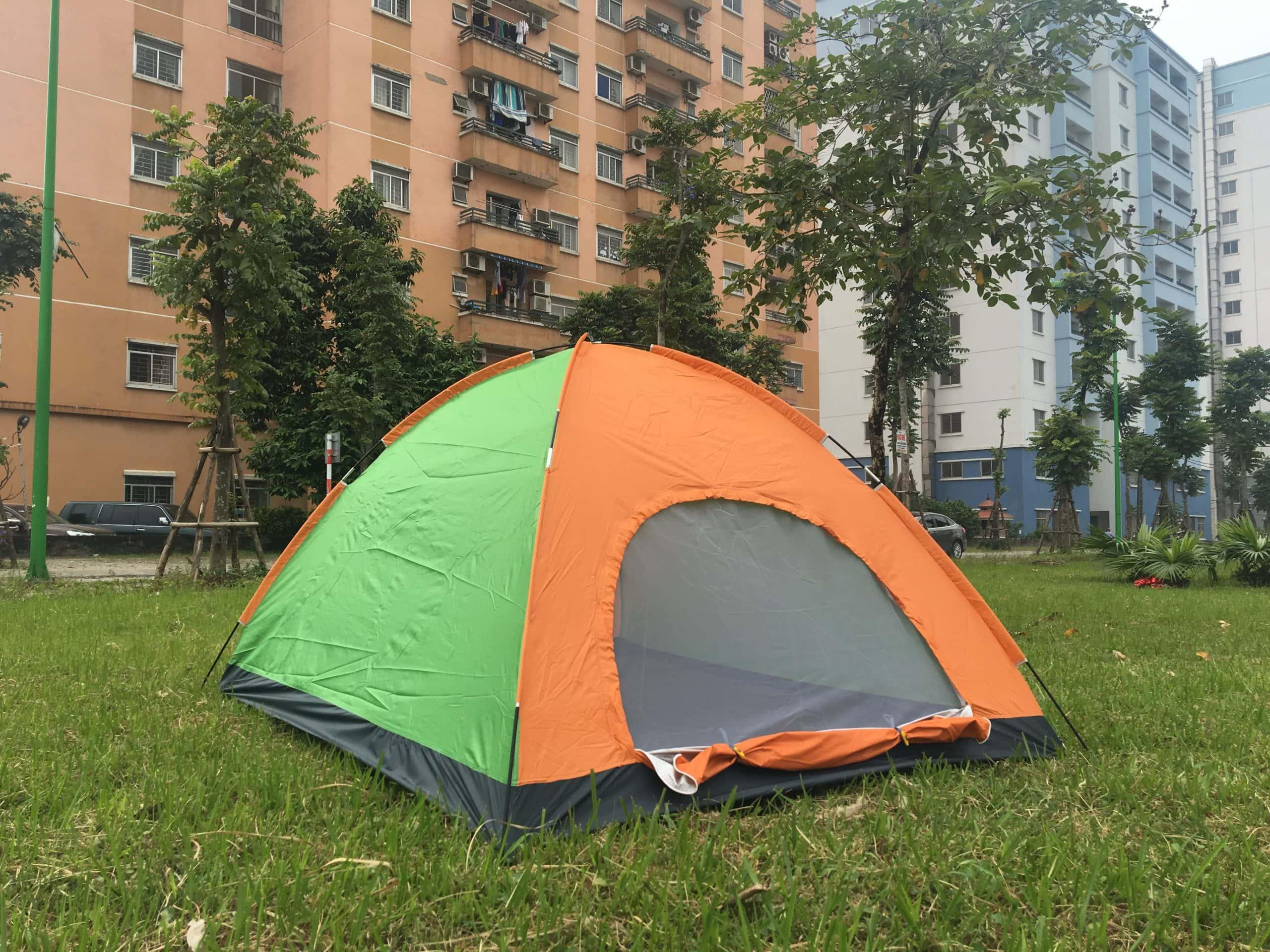 Phân loại các lều ngủ dã ngoại