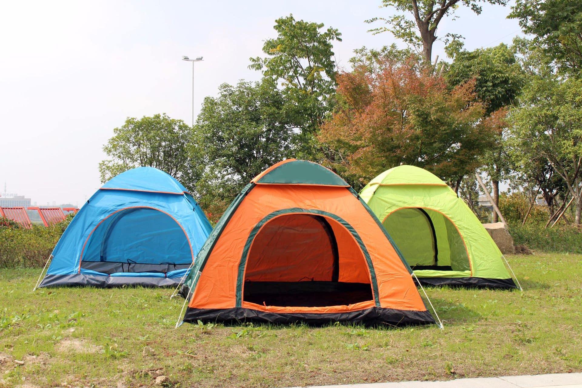 Phân biệt các loại lều cắm trại