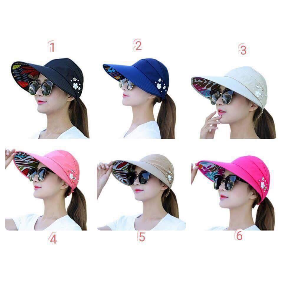 Mũ chống nắng