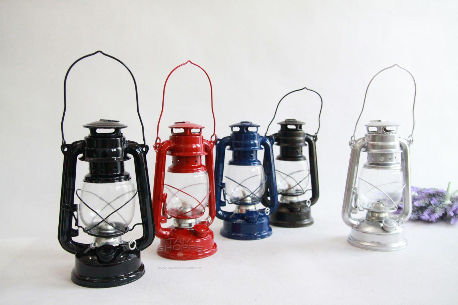 đèn măng xông