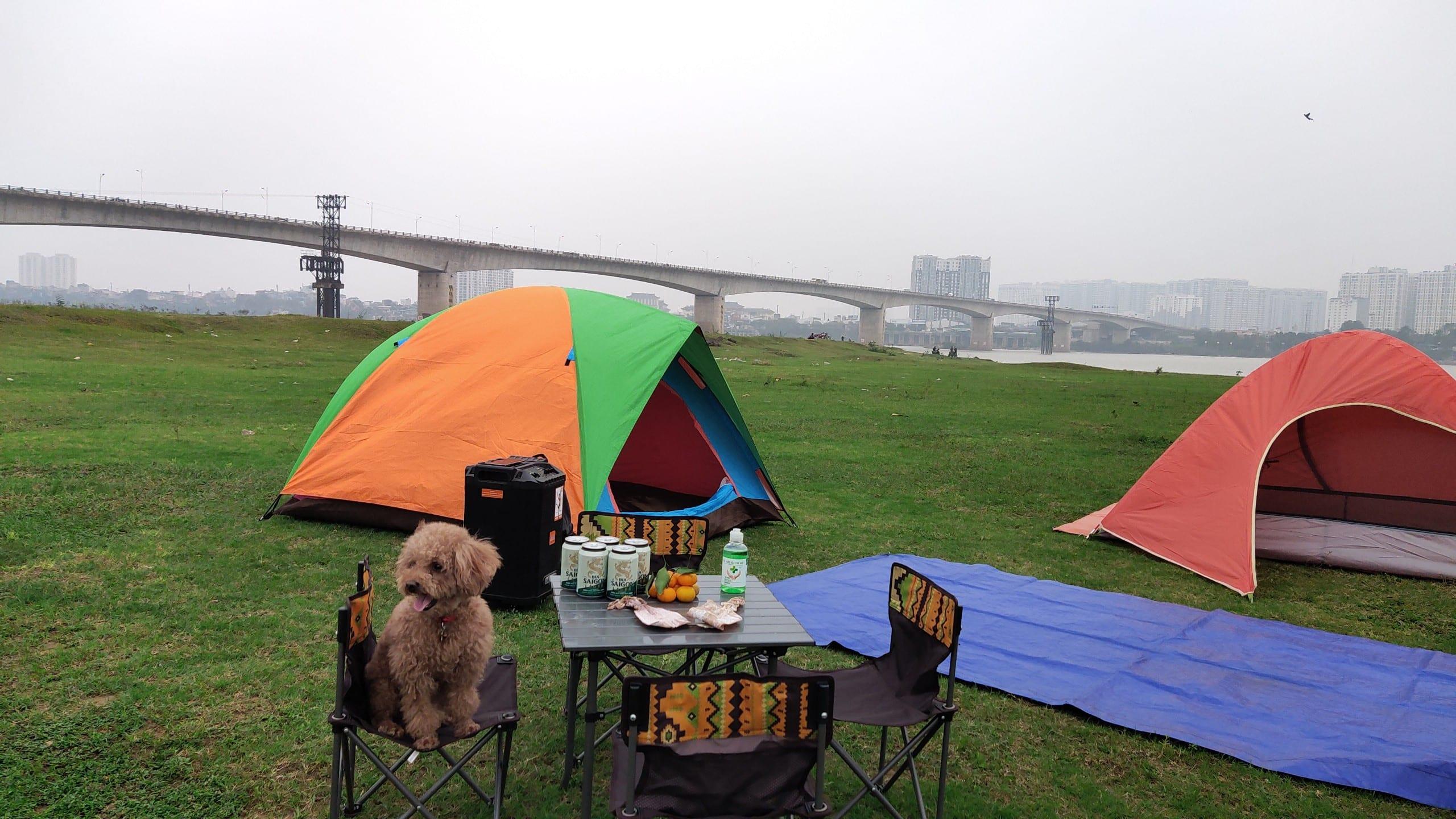 Các tiêu chí để chọn mua lều cắm trại phù hợp