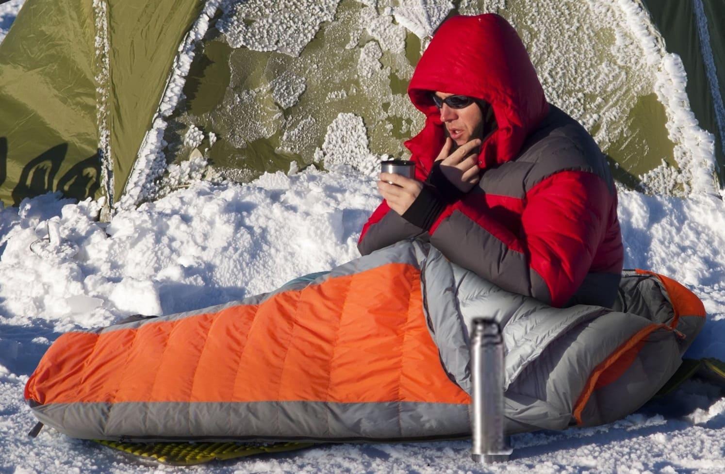 Mua túi ngủ mùa đông nào cho chuyến trekking?