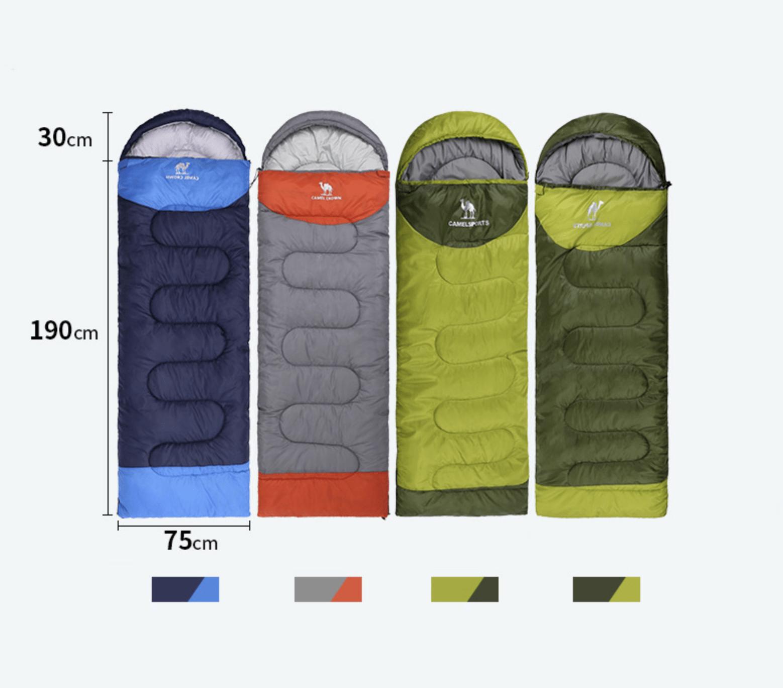 Kinh nghiệm chọn mua túi ngủ chống muỗi phù hợp