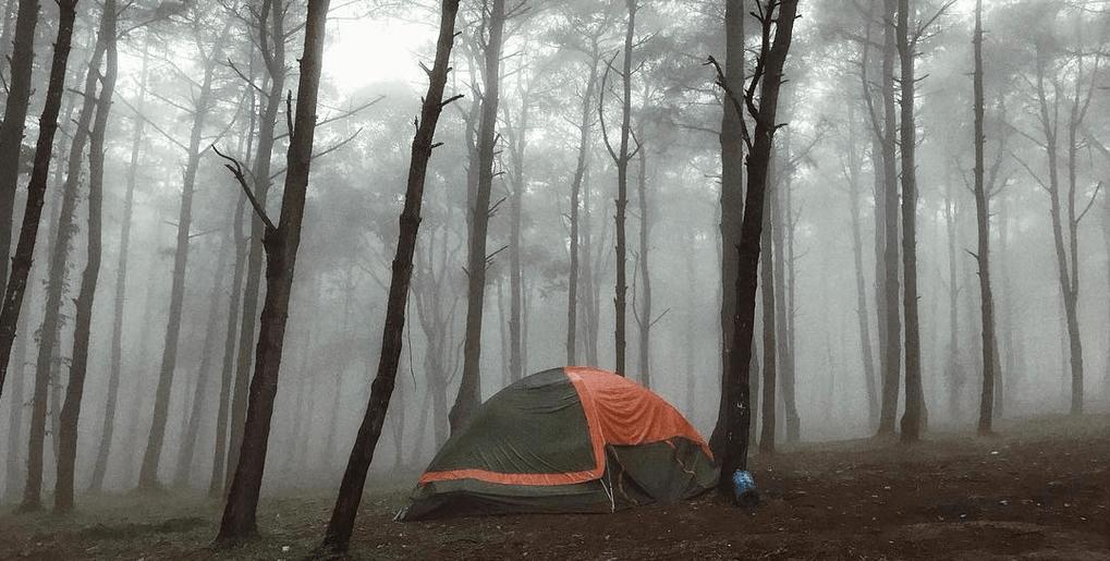 Mẹo khắc phục vấn đề đọng nước của lều cắm trại