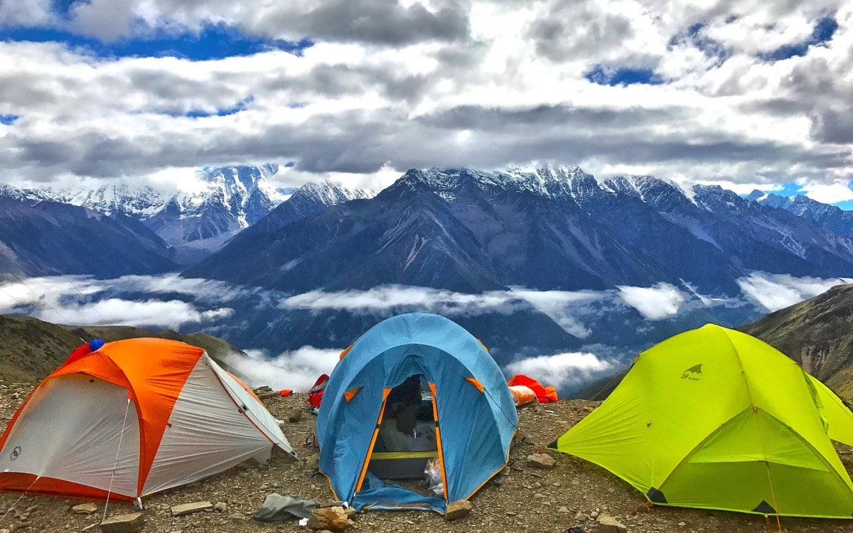 Top 5 địa điểm cắm trại đẹp nhất miền Bắc