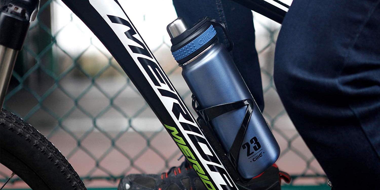 Kinh nghiệm chọn mua bình nước xe đạp tốt nhất