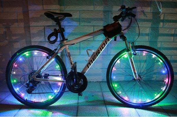 đèn Led xe đạp