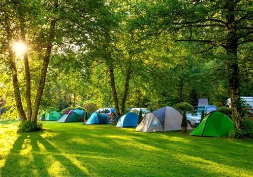 địa điểm cắm trại miền Bắc