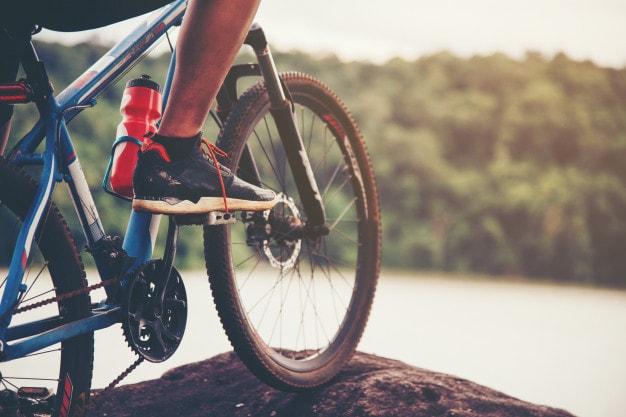 hướng dẫn đạp xe