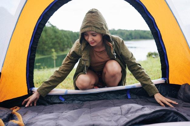 đi cắm trại
