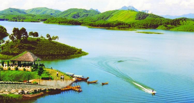 vườn quốc gia hồ Ba Bể