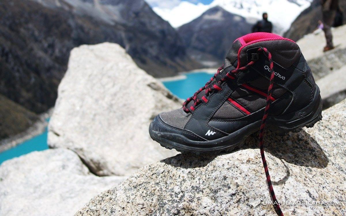 Làm quen với tất cả các loại giày trekking